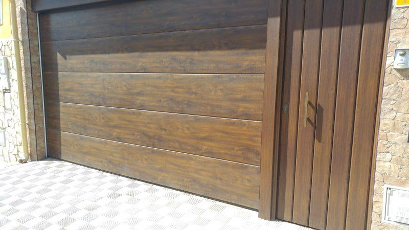 Portones de garaje y su normativa
