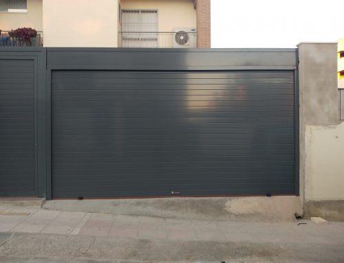 Puertas de garaje y cancelas