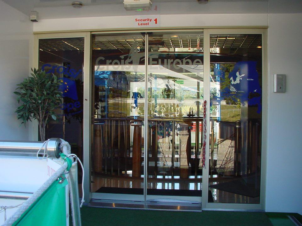 puertas automaticas de cristal - Puertas automáticas mena
