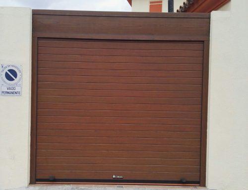 Aislamiento para puertas de garaje