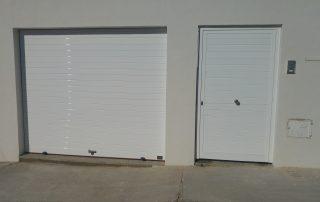 Tipos de Puertas para cocheras