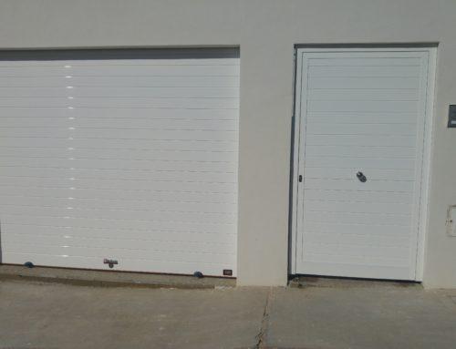 Puertas para cocheras