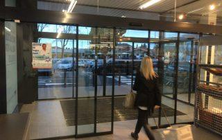 Puertas automáticas peatonales en sevilla