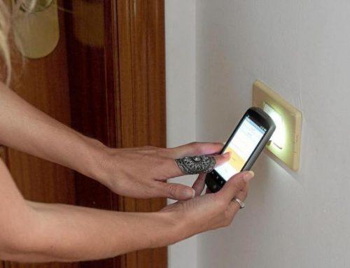 Abrir tu puerta desde tu móvil