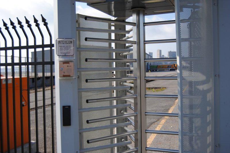 Barreras y controles de acceso